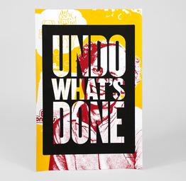 Undo What's Done