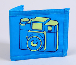 Plastic Camera Cash Holder