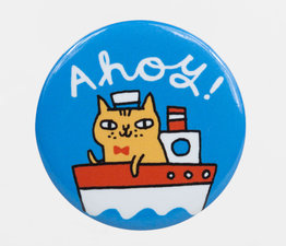 Ahoy Cat