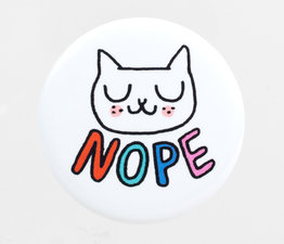 Nope Cat