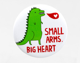 Small Arms. Big Heart