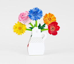 Flowers - Paper Craft Calendar