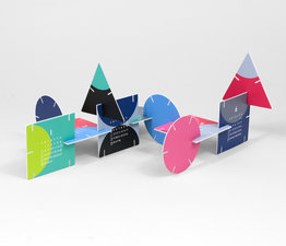 Puzzle - Paper Craft Calendar