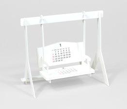 Swing - Paper Craft Calendar