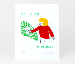 Be Nice to Plants