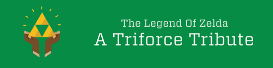 Triforce-Tribute