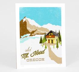 Ski Mount Hood