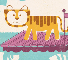 Tiger & Xylophone