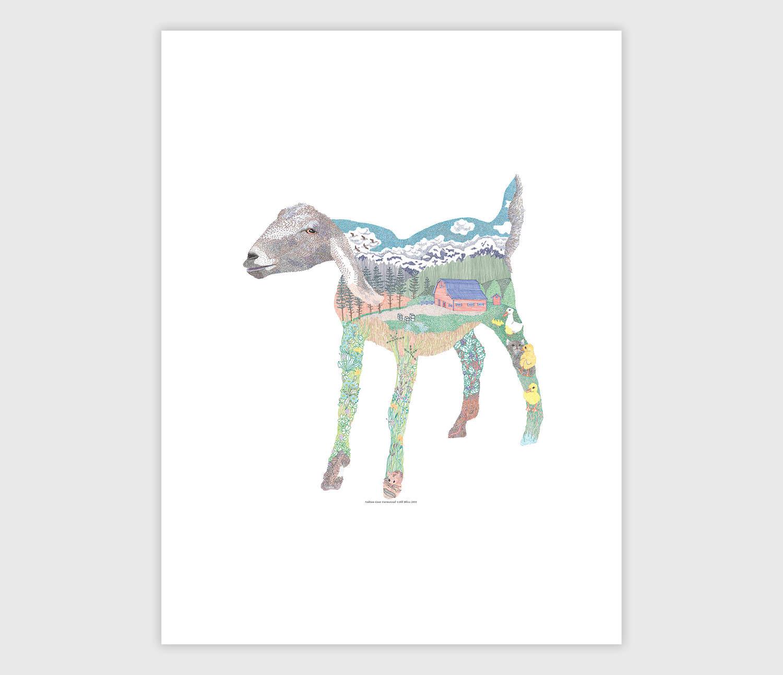 Nubian Goat Farmstead