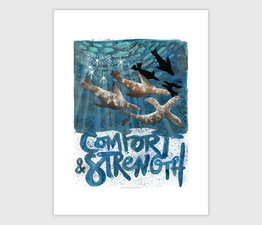 Comfort, Strength & Sealions
