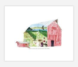 Mulno Cove Farm & Barn, San Juan Island