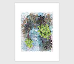 Seaweed Tidepool No. 6