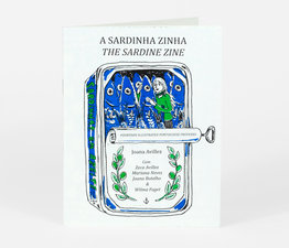 A Sardinha Zinha (The Sardine Zine)