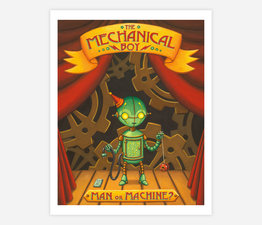 The Mechanical Boy