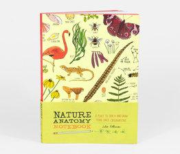 Nature Anatomy Notebook