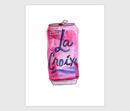 La Croix - Cran-Raspberry