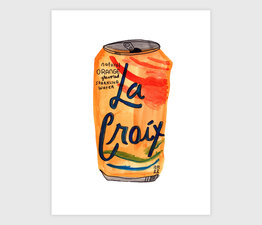 La Croix - Orange