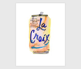 La Croix - Peach-Pear