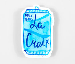 Rejected La Croix - Male Tears