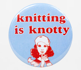 Knitting is Knotty