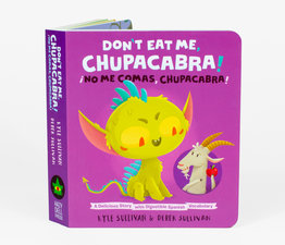 Don't Eat Me, Chupacabra!