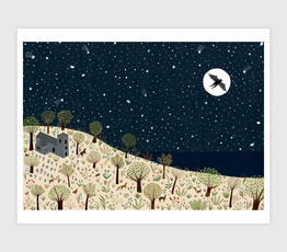 Owlman Landscape