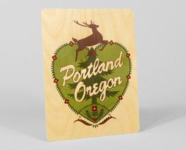 Portland Oregon Stag