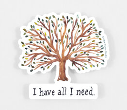 I Have All I Need