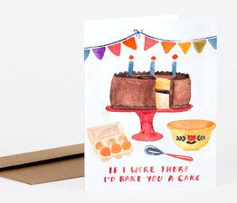 I'd Bake You a Cake