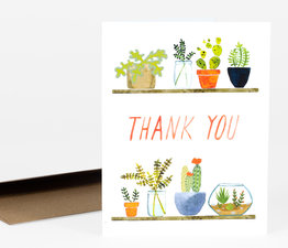 Thank You (Plants)