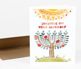 Sunshine on Your Birthday