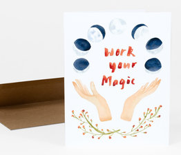 Work Your Magic