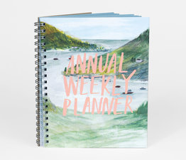 The Annual Weekly Planner: Volume 11