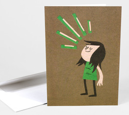 Greengirl (Card)