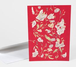 Peek-a-Hibou Card