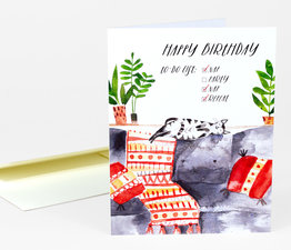 Happy Birthday To-Do List