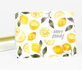 Many Thanks (Lemons)