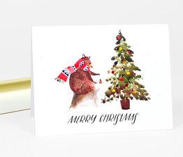 Merry Christmas (Bear)