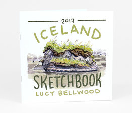 Iceland Sketchbook