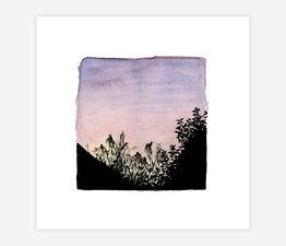 Inktober Skyline #1