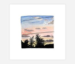 Inktober Skyline #2