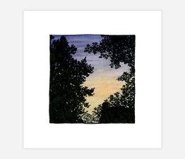 Inktober Skyline #7