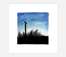 Inktober Skyline #10