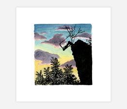 Inktober Skyline #11