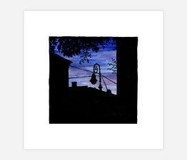 Inktober Skyline #14