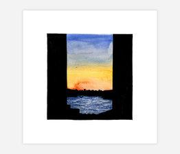 Inktober Skyline #18
