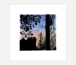 Inktober Skyline #26
