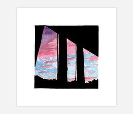 Inktober Skyline #29