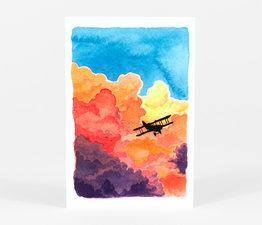 Silhouette Skyline #4
