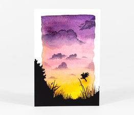 Silhouette Skyline #8